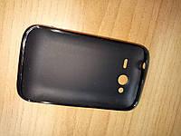 Силиконовый чехол на заднюю крышку для HTC Wildfire S a510e
