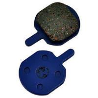 Тормозные колодки Longus для дискового тормоза HAYES GX-C, MX2-XC SOLE organic (полимер)