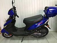 Скутер Wind 80 куб (Чёрный,Красный,Серый,Синий)