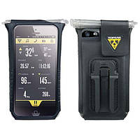 Сумка для телефона Topeak Smartphone DryBag iPhone 5/5s с/фикс. F55, черная