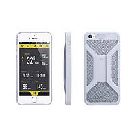 Футляр для телефона Topeak RideCase iPhone 5/5S, белый