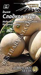 Семена дыни «Сладкое чудо» 2 г