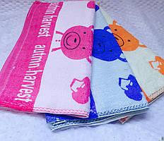 Полотенца детские мишка
