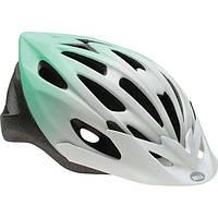 Шлем женский Bell Solara матовый серебристый/mint, Uni (54-61см)