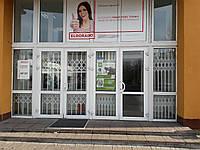 Раздвижные решетки по Украине от производителя