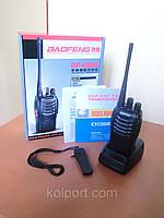 Профессиональная портативная рация (радиостанция) BaoFeng BF-888S 2014, купить