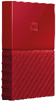 HDD 1TB USB 3.0 2.5 WD My Passport Red WDBYNN0010BRD-WESN