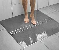 Душевой трап под плитку 98,5 см низкий сифон ACO ShowerDrain C-line