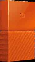 HDD 2TB USB 3.0 2.5 WD My Passport Orange WDBYFT0020BOR-WESN