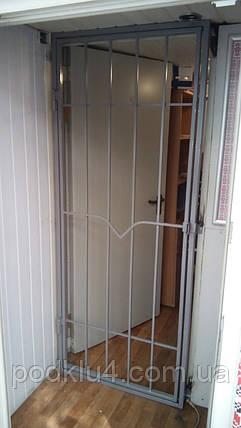 Распашные решетки одностворчатые, фото 2