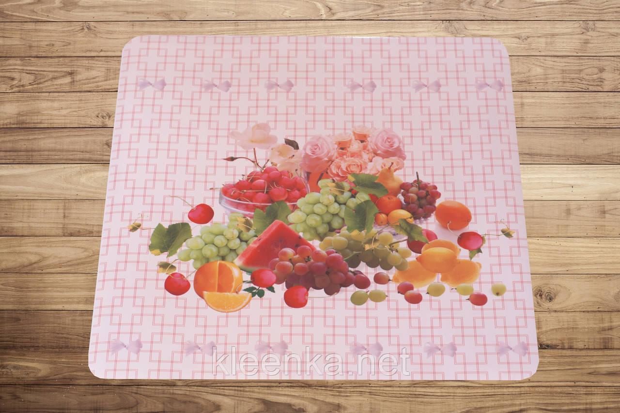 Салфетка-подставка под горячее с фруктами 50см*50см - Олмакс пласт в Житомире