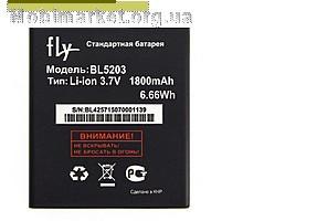 Аккумулятор BL5203 для Fly IQ442 Quad (1800mAh)