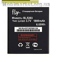 Аккумулятор BL5203 для Fly IQ442 Quad (1800mAh), фото 2