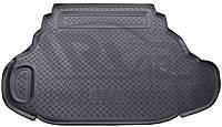 Ковер багажника полиуретановый Norplast для Toyota Camry 50/55 в комплектации Prestige, Lux, Premium 3.5 (с эл. пакетом заднего дивана)
