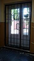Распашные решетки двустворчатые, фото 1