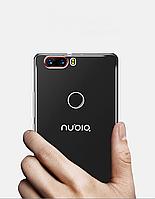 Ультратонкий 0,3 мм чехол для ZTE Nubia Z17 прозрачный