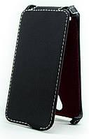 Чехол Status Flip для Lenovo A319 Black Matte
