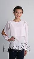 Блуза для девочки Mevis 2133-02