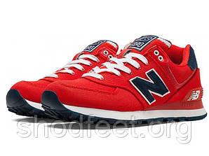 Женские кроссовки New Balance WL574POR