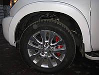 Расширители колесных арок USA Toyota Sequoia