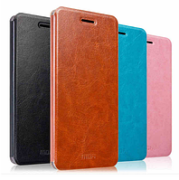 Кожаный чехол книжка MOFI для ZTE nubia Z17 (4 цвета)