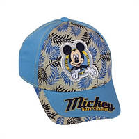 Детская бейсболка Микки синяя, Дисней (Disney)