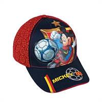 Детская бейсболка Микки футбол, Дисней (Disney)