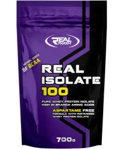 Real Pharm Real Isolate 100, 700 g реал фарм реал изолят