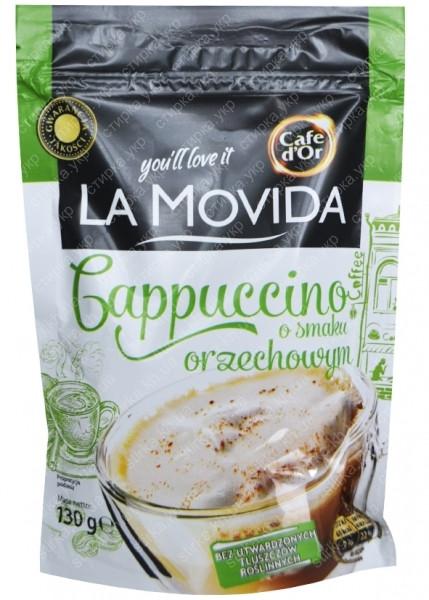 Капучино La movida со вкусом ореха 130 г