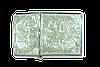 Зажигалка серебрянная zippo