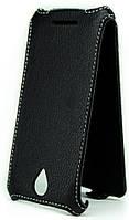 Чехол Status Flip для Lenovo A5000 Black Matte