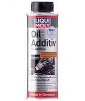 Антифрикционная присадка в моторное масло с MoS2 Oil Additiv 0.125 л
