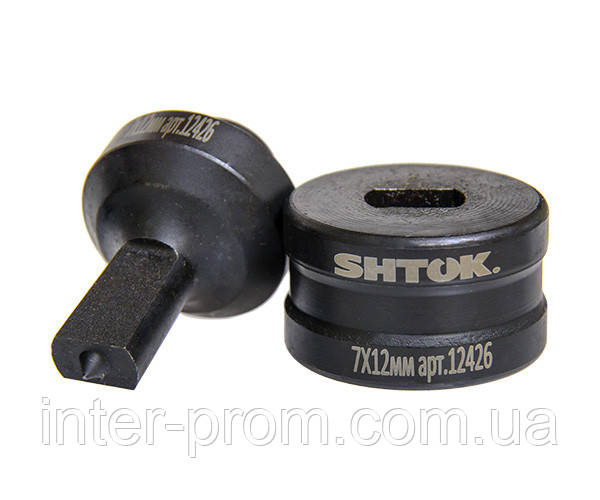 Комплект насадок к ШП-95+ и ШП-95АП+ (овал 9Х14 мм)