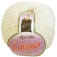 Пряжа Lanoso Alpacana 3002