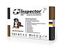 Капли Inspector от 14 внеш. и внутр. паразитов для собак 40-60 кг