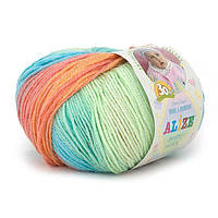 Пряжа Alize Baby Wool Batik 3611