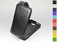 Откидной чехол из натуральной кожи для Samsung i9103 Galaxy R