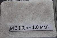 Мраморная крошка М3 белая