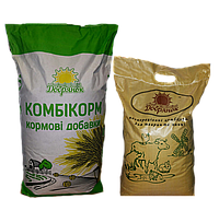 Комбикорм для Утят старт 25кг (с1 по 21день)