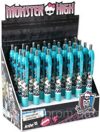 Ручка шариковая автоматическая  «Monster High», 1шт - цвет корпуса бирюзовый, фото 2