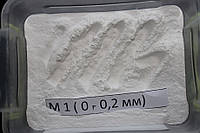 Мраморная крошка М1 белая