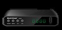 World Vision T62D - Т2 Тюнер DVB-T2 IPTV, фото 1
