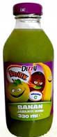 Сок Dizzy Банан,Яблоко,Киви 330л