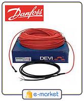 Двухжильный кабель Danfoss DEVIflex 18T 2790 Вт 21.3 м2 170 м (140F1402)