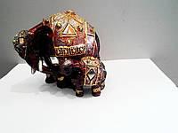 Сувенирная статуэтка Слон со слоненком