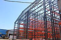 Самонесущие склады I быстровозводимые склады