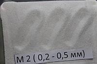 Мраморная крошка М2 белая