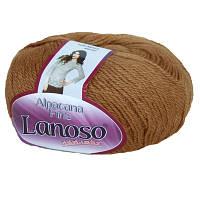 Пряжа Lanoso Alpacana Fine 905