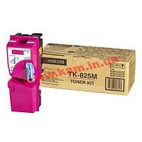 Тонер-картридж TK-825M magenta 7.5К Kyocera (1T02FZBEU0)