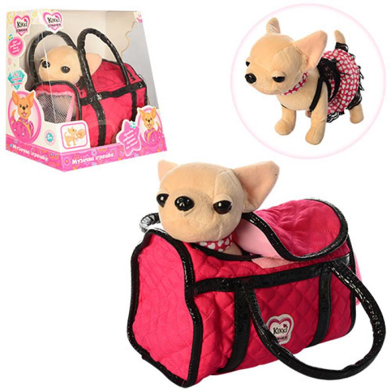 Собачка Кики M 1621 Розовая мечта (аналог chi chi love simba)